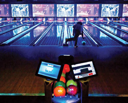 Group Activities – Houston, TX – Bowling