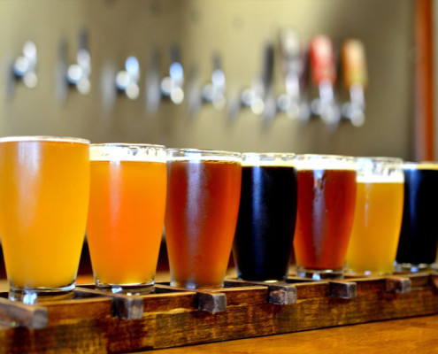 Group Activities – Houston, TX – Brewery Tour