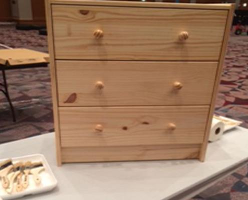 Team Building - Houston, TX - CSR - Furniture Fix Up 2
