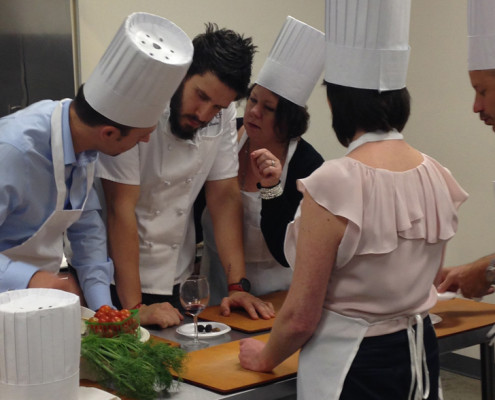 Group Activities – Houston, TX – Cooking Class