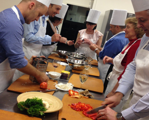 Group Activities – Houston, TX – Cooking Class2