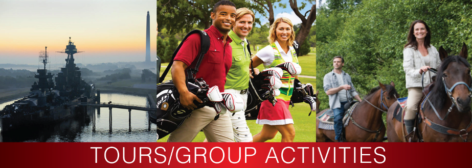 Destination Management Special Events Company - Houston, TX - Tours/ Group Activities