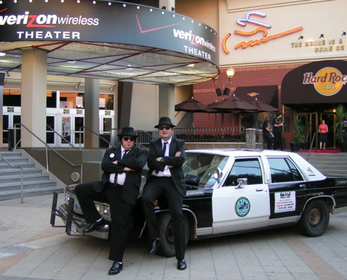 Entertainment - Houston, TX - Blues Brothers