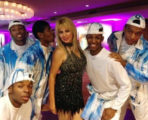 Entertainment - Houston, TX - DJ with Dancers