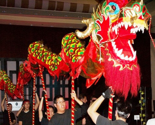 Entertainment - Houston, TX - Dragon Dancers