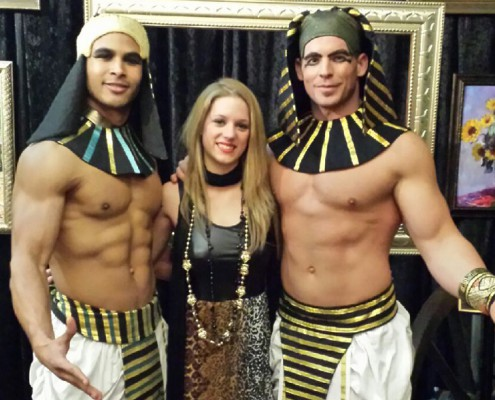 Entertainment - Houston, TX - Egyptian Guards