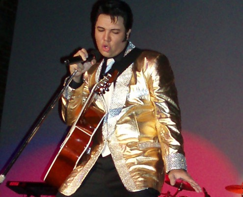 Entertainment - Houston, TX - Elvis 2