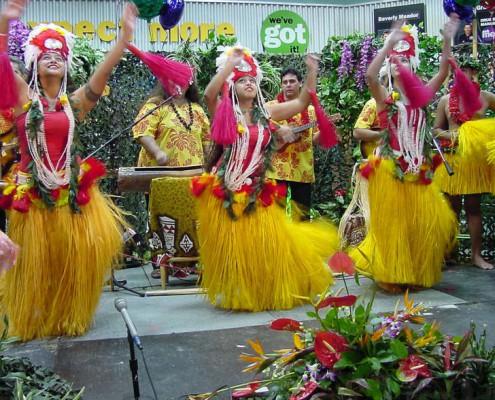 Entertainment - Houston, TX - Hula Dancers