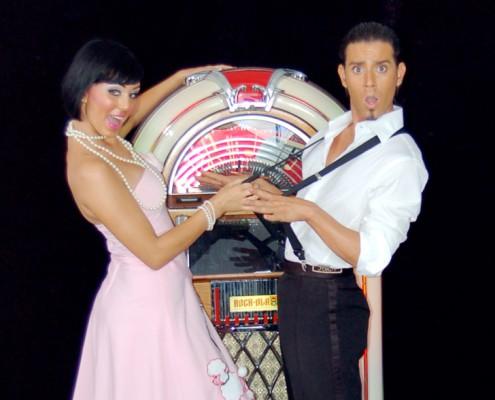 Entertainment - Houston, TX - 50's Dancers
