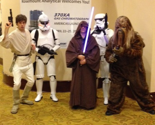 Entertainment - Houston, TX - Look A Like Actors - Star Wars