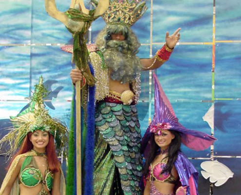 Entertainment - Houston, TX - Mermaid Trio
