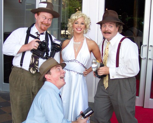 Entertainment - Houston, TX - Marilyn & pappaz