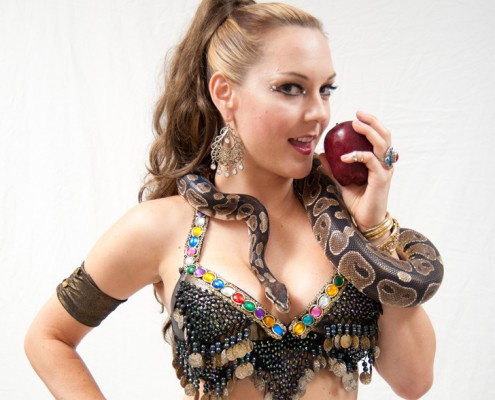 Entertainment - Houston, TX - Snake Tamer