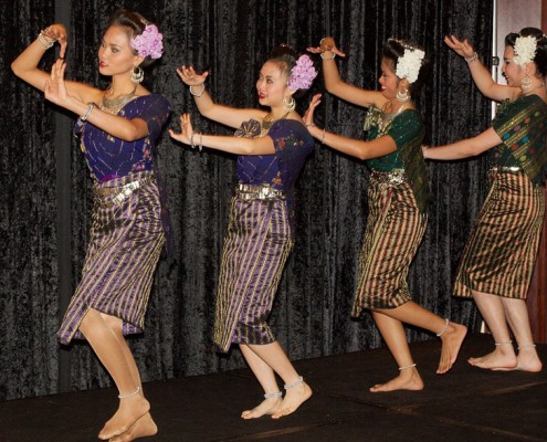 Entertainment - Houston, TX - Thai Dancers