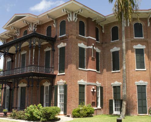 Group Activities – Houston, TX – Galveston Ashton Villa