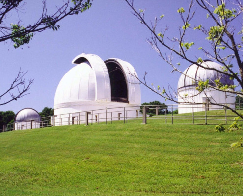 Group Activities – Houston, TX – George Observatory