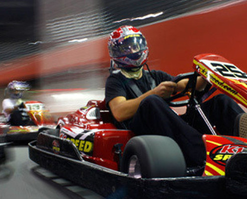 Team Building - Houston, TX - Go Kart Racing