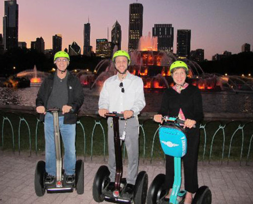Group Activities – Houston, TX – Segway Tour