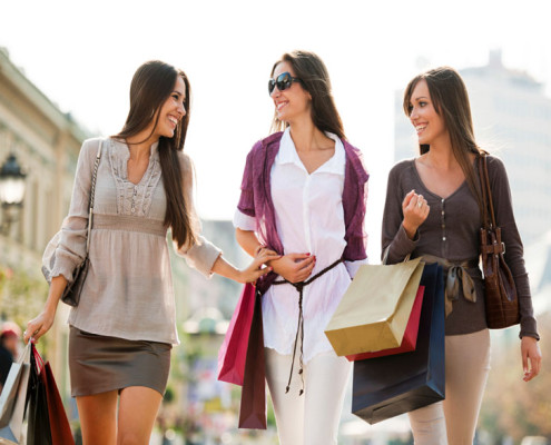 Group Activities – Houston, TX – Shopping Tour