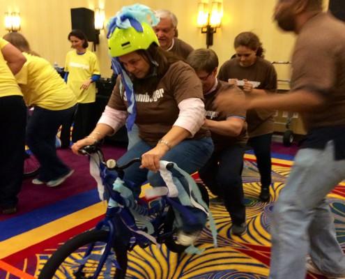 Team Building - Houston, TX - Bike Build