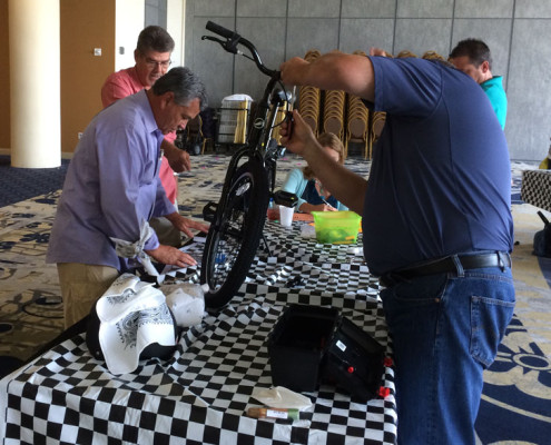 Team Building - Houston, TX - Bike Build 2