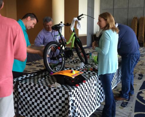 Team Building - Houston, TX - Bike Build 4
