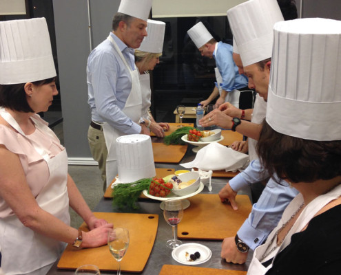 Team Building - Houston, TX - Cooking Class 2