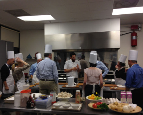 Team Building - Houston, TX - Cooking Class