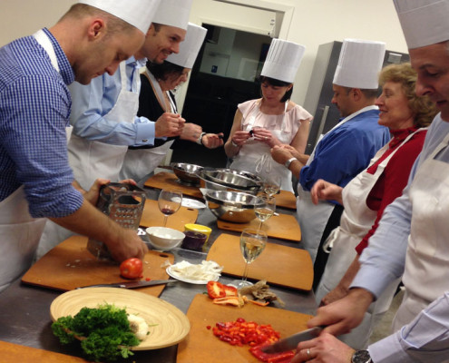 Team Building - Houston, TX - Cooking Class 5