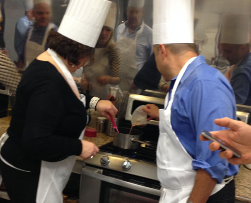 Team Building - Houston, TX - Cooking Class 4