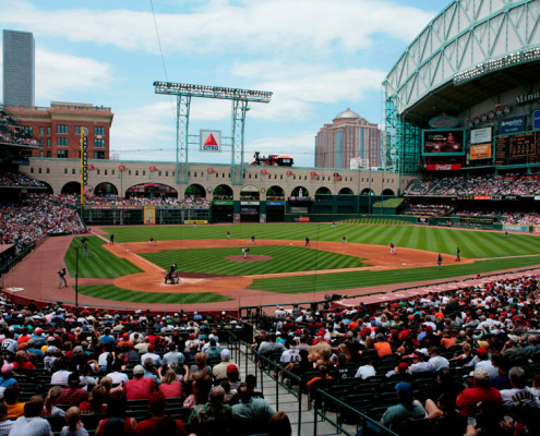 Team Building - Houston, TX - sports - minute maid park