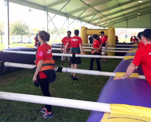 Team Building - Houston, TX - Corporate Olympics 2