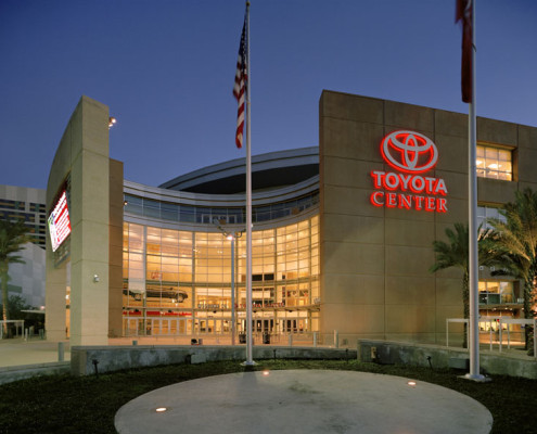 Team Building - Houston, TX - sports - toyota center
