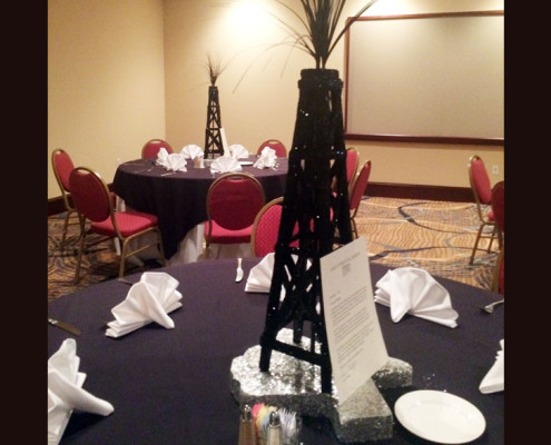 Themed Events - Houston, TX - Oil Derricks 2