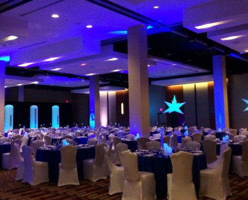 Themed Events - Houston, TX - Blue Stars