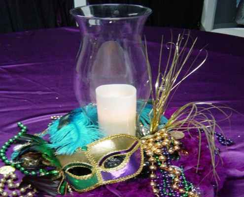 Themed Events - Houston, TX - Mardis Gras