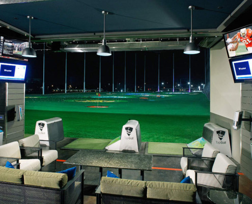 Group Activities – Houston, TX – Top Golf
