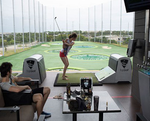 Group Activities – Houston, TX – Top Golf 2