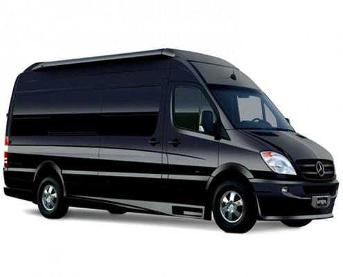 Transportation - Houston, TX - Van