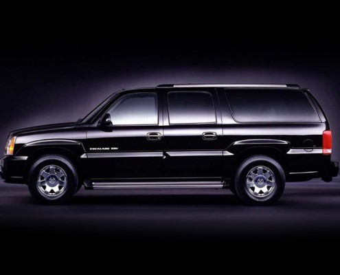 Transportation - Houston, TX - SUV